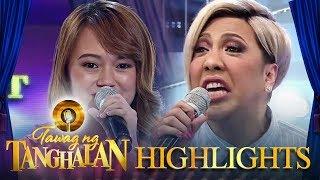 Video Vice Ganda salutes TNT contender Dorothy for her fighting spirit | Tawag ng Tanghalan MP3, 3GP, MP4, WEBM, AVI, FLV April 2019