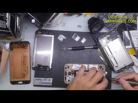 Samsung J3 Pro J330 Micro Nói Không Nghe , Thay Mic Chính Hãng Giá Rẻ Lấy Liền