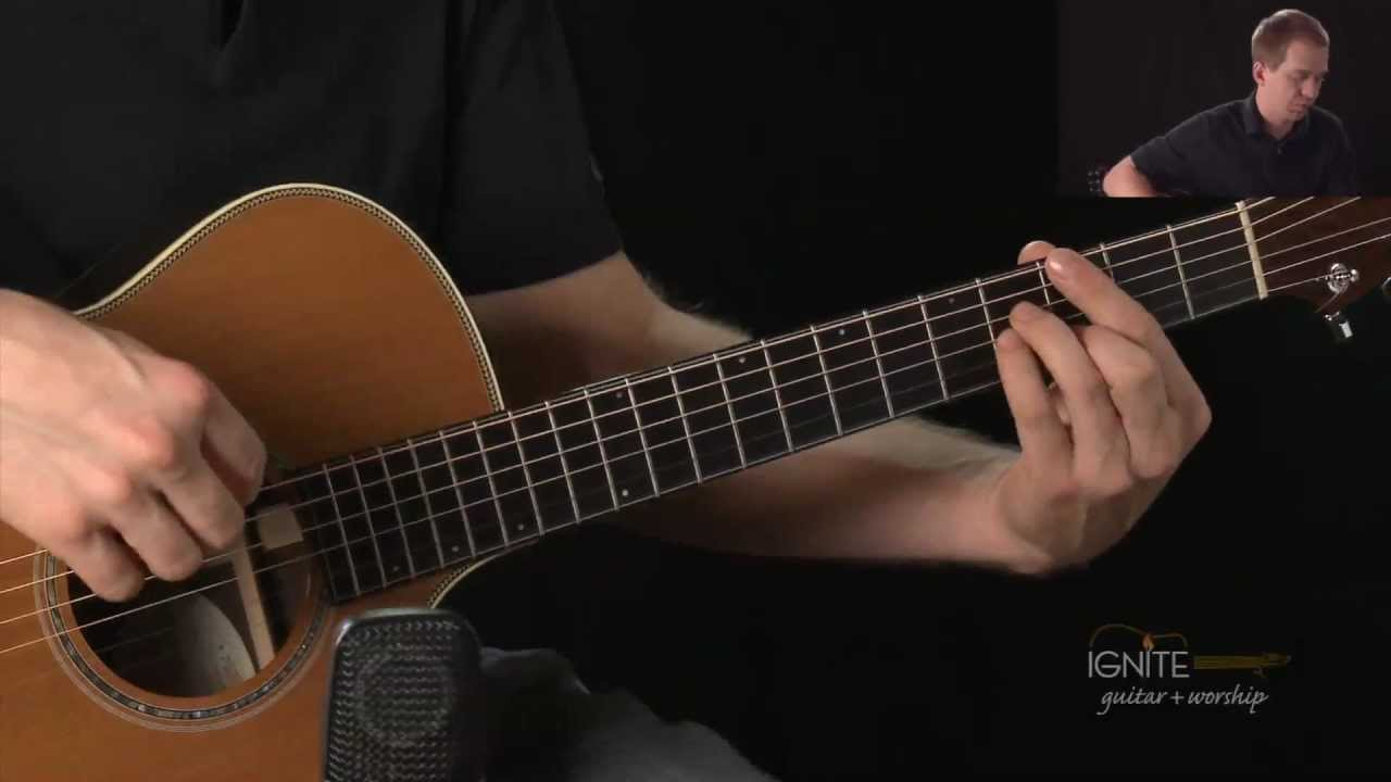 New Jazzy Chords GMaj7, CMaj7, Am7, D11 – Learn Advanced Acoustic Guitar Lesson