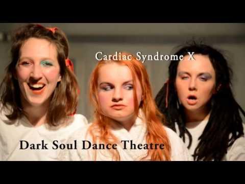 """Cardiac Syndrome X"" by Dark Soul Dance Theatre – trailer"