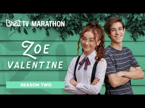 ZOE VALENTINE   Season 2   Marathon