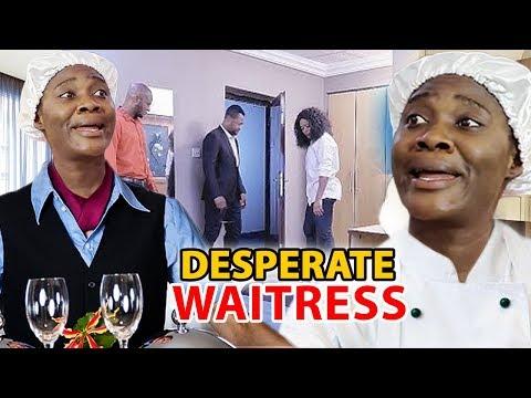 Desperate Waitress Season 1 - Mercy Johnson 2019 Latest Nigerian Nollywood Movie