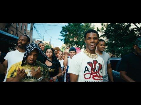 Don Q & A Boogie Wit Da Hoodie - Yeah Yeah (feat. 50 Cent & Murda Beatz) [Official Music Video] (видео)