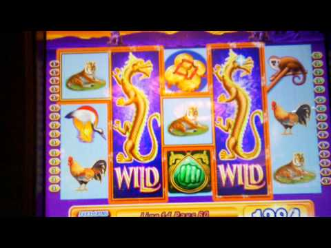 Game of Dragons slot machine
