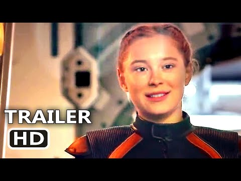 LOST IN SPACE Season 2 Trailer (2019) Drama TV Series