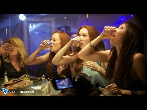 VIDEOBUSTER.de Zeigt HANGOVER GIRLS - BEST NIGHT EVER Deutscher Trailer HD Zur DVD & Blu-ray