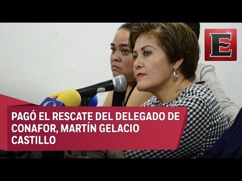 Eva Cadena usó dinero para pagar rescate de un secuestrado