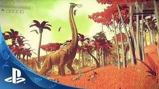 No Man's Sky Gameplay Trailer | E3 2014 | PS4