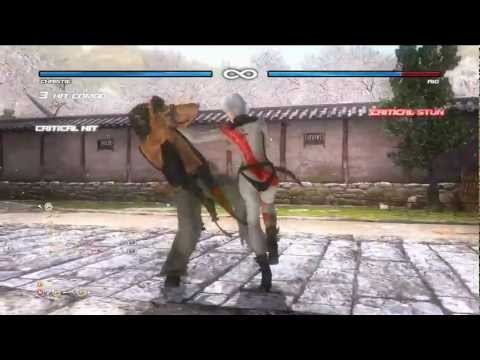 Dead or Alive 5 Combo | 17 Characters