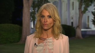 Kellyanne Conway discusses Trump firing of FBI Director Comey