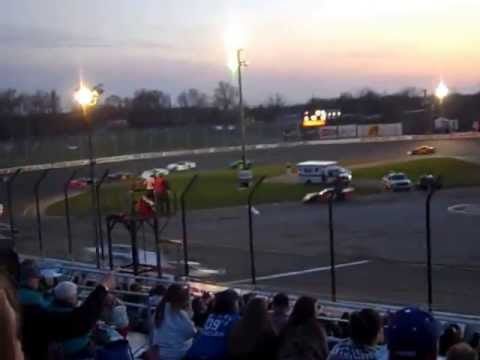 Flat Rock Late Model Feature 4-27-13