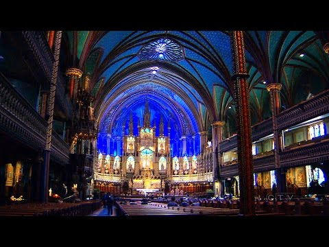 A new light: The magnificent Notre-Dame Basilica revamped