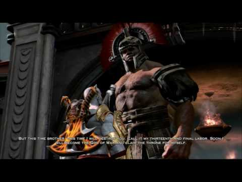 boss - God of War: Ascension Final Boss Battle: http://youtu.be/W5LBVtRig08 God of War: Ascension Boss Battle #1: Aegaeon http://youtu.be/PEOnizN7Zhc Subscribe, lik...