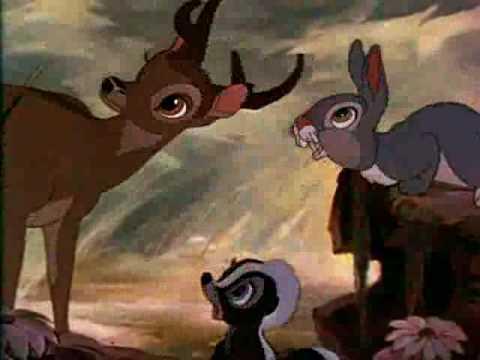 (Original 1942) Bambi Trailer