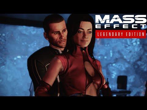 Mass Effect 2 Legendary Edition   Miranda Lawson Romance   Full Sex Scene 4K