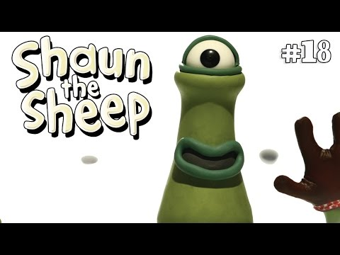 Shaun the Sheep - Tertukar Otak [Cat Got Your Brain]