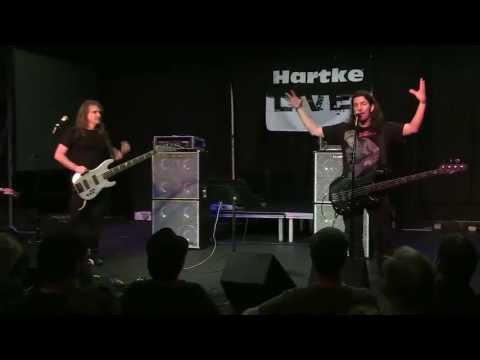 David Ellefson & Frank Bello at Bass Player Live