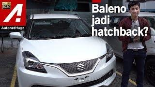 Video Suzuki Baleno Hatchback 2017 first impression review by AutonetMagz MP3, 3GP, MP4, WEBM, AVI, FLV Agustus 2017