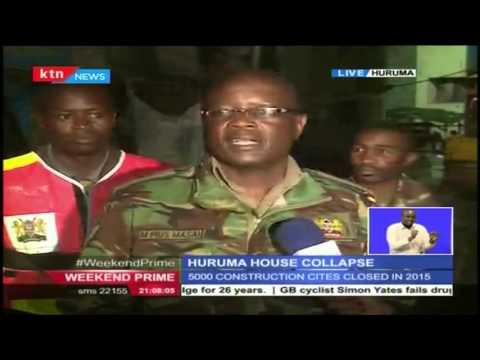 Huruma Tragedy: 12 confirmed Dead and 69 still unaccounted for and feared might be in the rubble