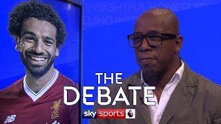 Video Does Mohamed Salah deserve the Ballon d'or over Ronaldo & Messi? | Strachan & Wright | The Debate MP3, 3GP, MP4, WEBM, AVI, FLV Mei 2018