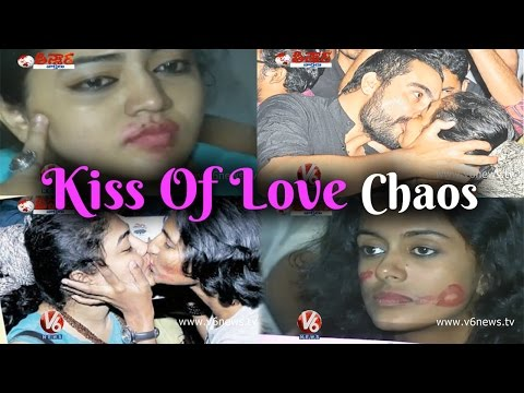Kiss Of Love Ends In Chaos || Marine Dream Kochi || Kerala