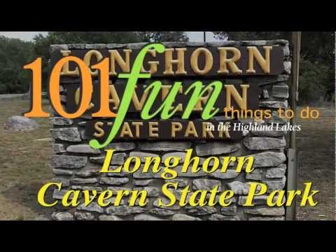 Take the family to Longhorn Cavern State Park