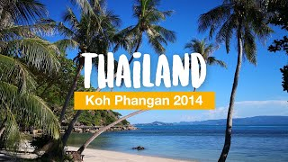 Koh Phangan Thailand  city pictures gallery : Amazing Thailand - Koh Phangan 2014 (GoPro Hero3)