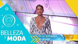 Los peores vestidos de la alfombra roja de los Billboard | Un Nuevo Día | Telemundo