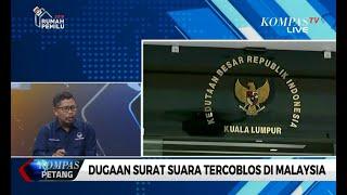 Video Dialog: Dugaan Surat Suara Tercoblos di Malaysia (1) MP3, 3GP, MP4, WEBM, AVI, FLV Juni 2019