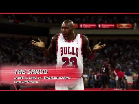 0 Michael Jordan Greatest Moments on NBA 2K11