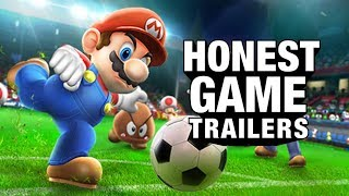 MARIO SPORTS GAMES (Honest Game Trailers)