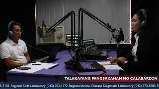 Episode 3 with Regional Rice Program Coordinator Enrique H. Layola