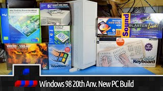 Video Windows 98 20th Anniversary All New PC Build MP3, 3GP, MP4, WEBM, AVI, FLV Juli 2018