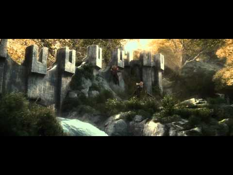 The Hobbit - The Desolation of The Smaug (Barrel Fight Scene)