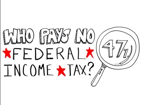 Tax - Much has been made of the fact that nearly half of Americans paid no federal income tax in 2010. Some people interpret that statistic as saying that we are a...