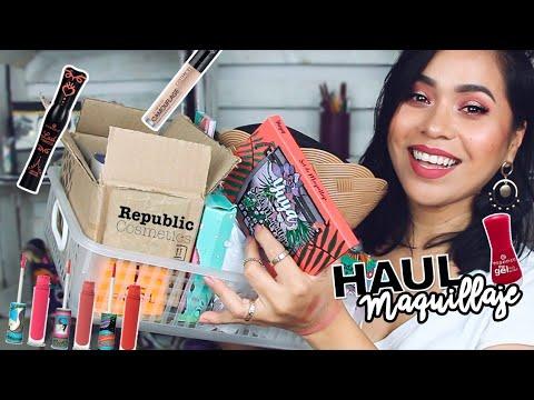 Videos de uñas - HAUL / COMPRAS DE MAQUILLAJE (Yuya, Catrice, Essence, Wet n Wild, Cala y Más)  Karla Burelo :)