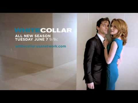 """White Collar"" Season 3 Promo"
