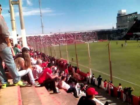 Hinchada de Iacc vs All Boys ...soooy de la gloria - Los Ranchos - Instituto