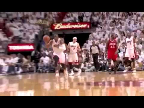 76ers Turnover to Dwayne Wade @ Miami Heat- 2011 Playoffs Game 2