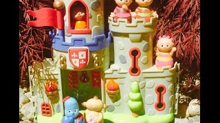IN THE NIGHT GARDEN Toys Castle Candy Store Adventure!