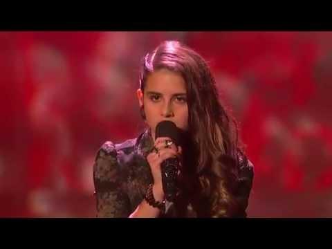 Carly Rose Sonenclar – As Long As You Love Me (The X-Factor USA 2012)