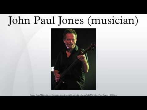 John Paul Jones (musician)