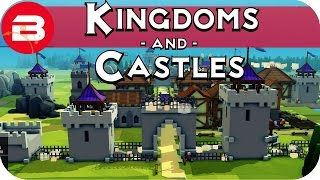 Kingdoms and Castles Gameplay: FORTIFIED CASTLE #3 - Lets Play Kingdoms & Castle Alpha City Building