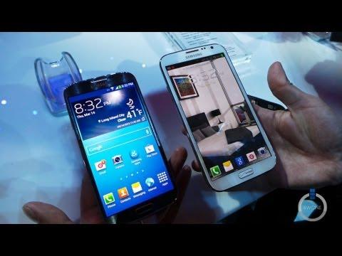 Galaxy S4 vs Galaxy Note 2 Comparison – BWOne.com