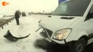 Türke versucht unfall zu erklären xD - YouTube