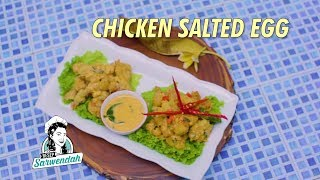 Download Video RESEP SARWENDAH -- CHICKEN SALTED EGG MP3 3GP MP4