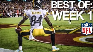 NFL: Best of Week 1 by Harris Highlights