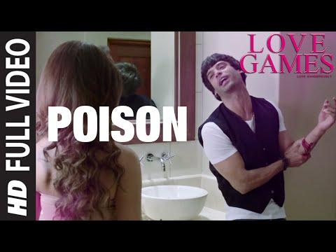 POISON Full Video Song | LOVE GAMES | Patralekha, Gaurav Arora, Tara Alisha Berry | T-SERIES