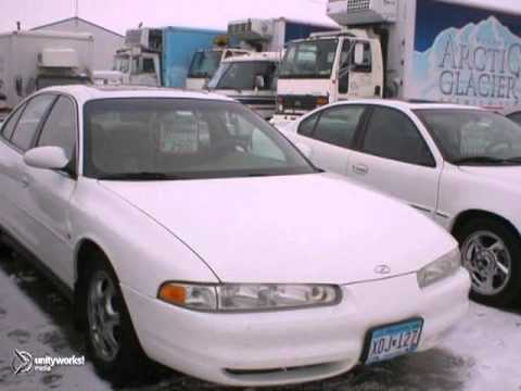 1999 Oldsmobile Intrigue Rochester Minneapolis, MN #CS50233