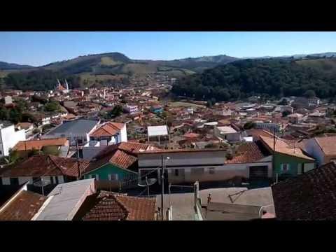 Vista do hotel montanhas e vida - Brasópolis/MG